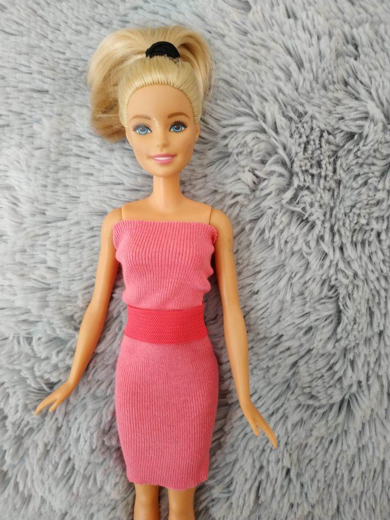 šaty pre barbie, šatočky pre barbie, šaty pre bábiku, oblečenie pre bábiku, náhradné oblečenie pre barbie