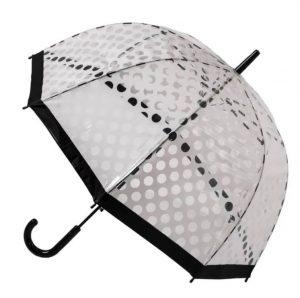 Blooming Brollies Dámsky palicový priehľadný dáždnik POES WB - priesvitný dáždnik, skladací dáždnik, priesvitny dazdnik, detsky skladaci dazdnik, detský skladací dáždnik, skladaci dazdnik, dazdnik skladaci, dáždnik priesvitný, priehladny dazdnik, skladací dáždnik proti vetru, dáždniky skladacie, priesvitne dazdniky, dúhový dáždnik, palicovy dazdnik, zlty dazdnik, doppler dazdnik, malý skladací dáždnik, mini dazdnik, skladací dáždnik pre deti, priehľadný dáždnik, dáždniky odolné vetru, automaticky skladaci dazdnik, darcek pre tinedzerku, darček pre pubertiačku, darcek na vianoce pre 11 rocne dievca, vianočný darček pre 10 ročné dievča, darček na vianočný pre 10 ročné dievča, vianocny darcek pre dievca, darcek 10 rocne dievca, darčeky na vianoce pre 13 rocne dievca, tip na darček pre 10 ročné dievča, darček k narodenínam 10 r dievča, darček k narodeninám 11 r dievča, darček k vianociam 10 r dievča, darček k narodeninám 12 r dievča