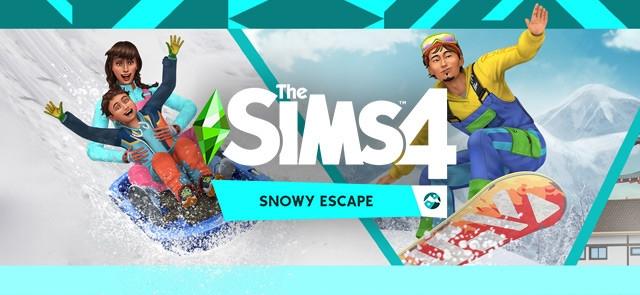 the sims 4, sims 4, sims4, život na horach sims 4, sims 4 život na horach, the sims 4 snowy escape